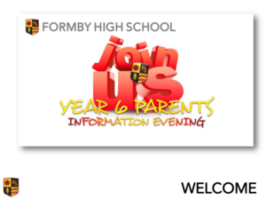 Y6 New Parents Evening 2017 update_001