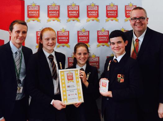 New Revised Echo Schools Award