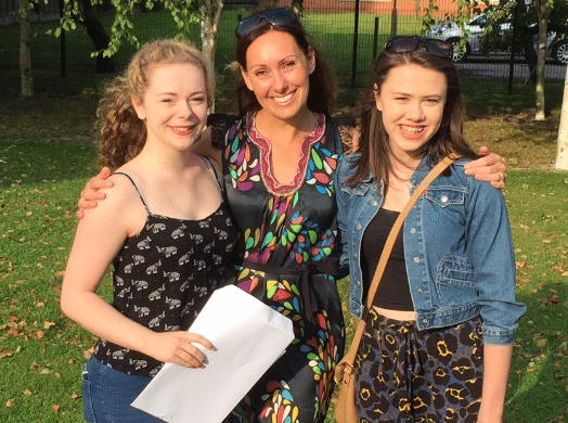 News Feature Image - A Level Results