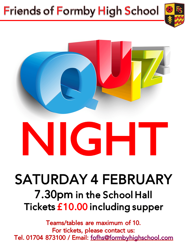 FFHS QUIZ NIGHT 2017