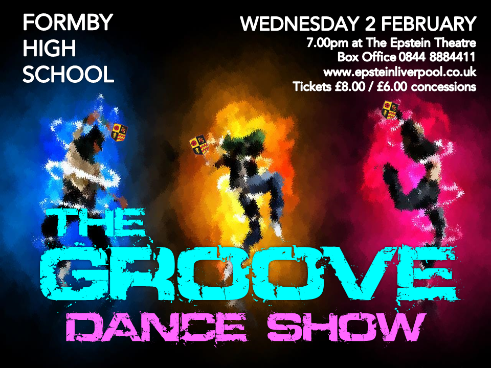 FHS The Groove poster