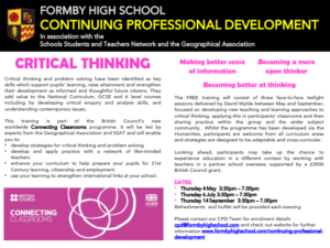 FHS Connecting Classrooms critical thinking programme_001