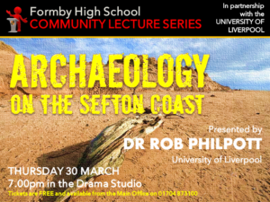 FHS COMMUNITY LECTURE ARCHAEOLOGY
