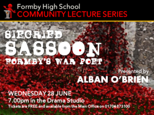 FHS COMMUNITY LECTURE SASSOON