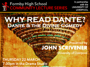 Community Lectures | Formby High School