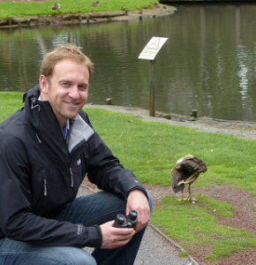 Sean Wensley - Former Student and Senior Vice President of the British Veterinary Association