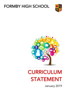 Curriculum Overview   Formby High School